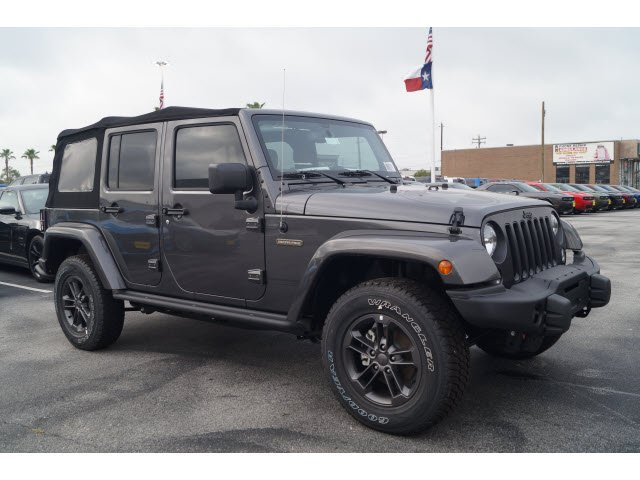 Wonderful New 2018 JEEP Wrangler Unlimited Freedom Edition