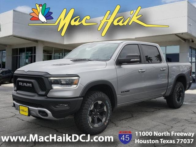 New 2019 Ram All New 1500 Rebel Crew Cab In Houston D90089 Mac