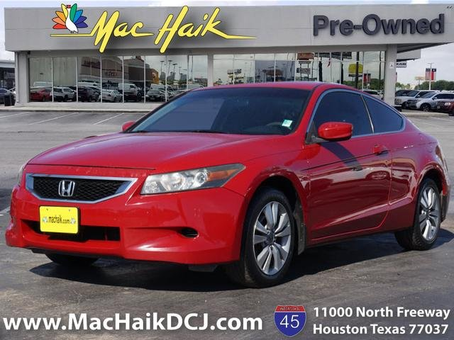 Pre-Owned 2010 Honda Accord Cpe LX-S