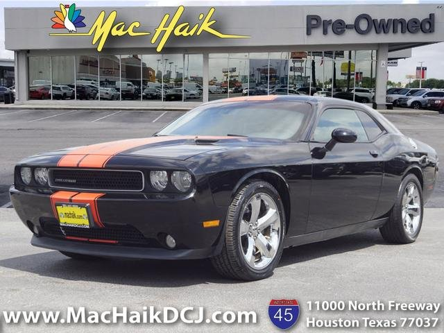 Pre-Owned 2012 Dodge Challenger SXT Plus