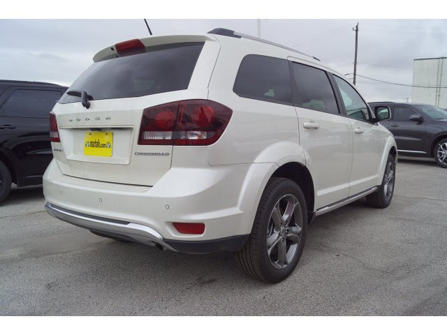 New 2018 Dodge Journey Crossroad Sport Utility In Houston D80481