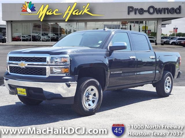 Pre Owned 2015 Chevrolet Silverado 1500 Ls Crew Cab Pickup In