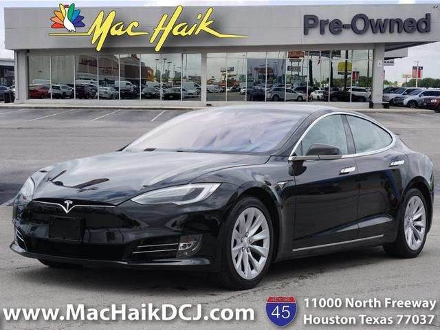 Pre-Owned 2018 Tesla Model S 75D