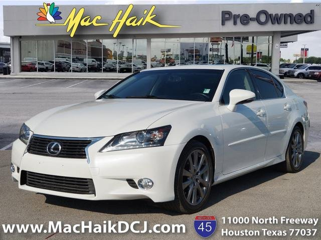 Pre-Owned 2014 Lexus GS 350 Sedan in Houston #P11916 | Mac Haik ...