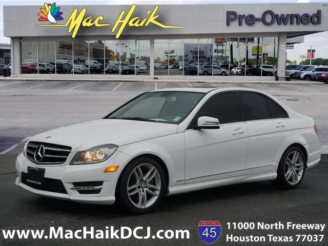 Pre Owned 2014 Mercedes Benz C Class