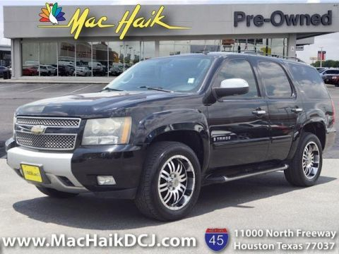 Pre-Owned 2008 Chevrolet Tahoe LT with 3LT